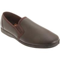 Schuhe Herren Hausschuhe Sleepers  Dunkelbraun