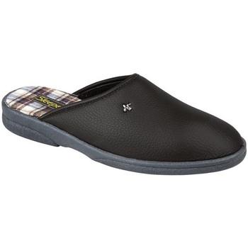 Schuhe Herren Hausschuhe Sleepers Dwight Schwarz