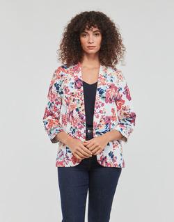 Kleidung Damen Jacken / Blazers Betty London MIRKA Multicolor
