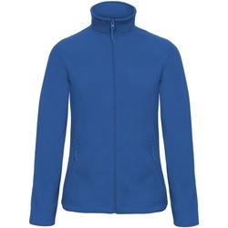 Kleidung Damen Fleecepullover B And C FWI51 Königsblau