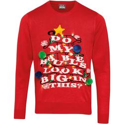 Kleidung Pullover Christmas Shop CS036 Rot