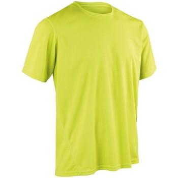 Kleidung Herren T-Shirts Spiro S253M Limette
