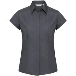 Kleidung Damen Hemden Russell 925F Grau