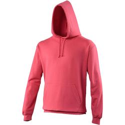 Kleidung Sweatshirts Awdis College Lippenstiftpink