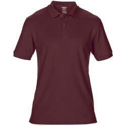 Kleidung Herren Polohemden Gildan 75800 Kastanie