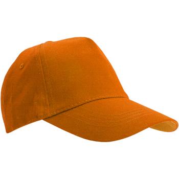 Accessoires Schirmmütze Sols 88119 Orange