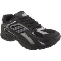 Schuhe Jungen Sneaker Low Dek Venus III Schwarz/Anthrazit