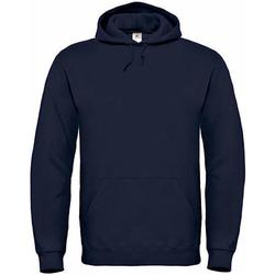 Kleidung Herren Sweatshirts B And C WU620 Marineblau