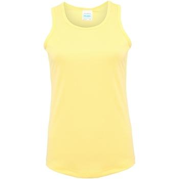 Kleidung Damen Tops Awdis JC015 Zitrone