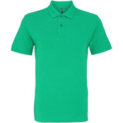 Kleidung Herren Polohemden Asquith & Fox AQ010 Kelly