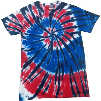 Kleidung Kinder T-Shirts Colortone TD02B Independence