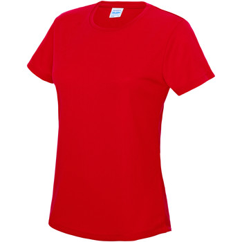 Kleidung Damen T-Shirts Awdis JC005 Feuerrot