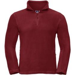 Kleidung Herren Fleecepullover Russell 874M Rot