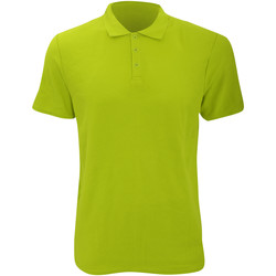 Kleidung Herren Polohemden Anvil 6280 Limette