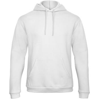 Kleidung Sweatshirts B And C ID. 203 Weiß