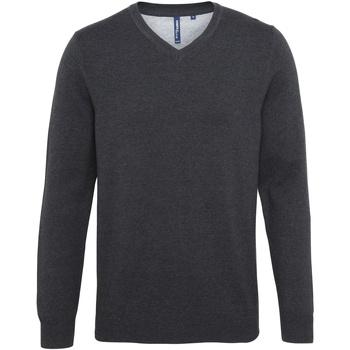 Kleidung Herren Pullover Asquith & Fox AQ042 Grauschwarz