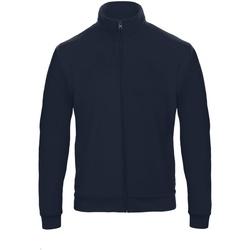 Kleidung Sweatshirts B And C ID.206 Marineblau