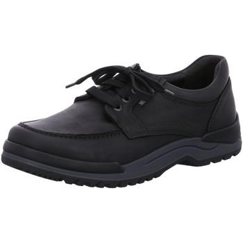 Schuhe Herren Derby-Schuhe & Richelieu Mephisto Schnuerschuhe Charles-100 schwarz
