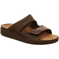 Schuhe Herren Pantoffel Mephisto Offene James James 751 braun