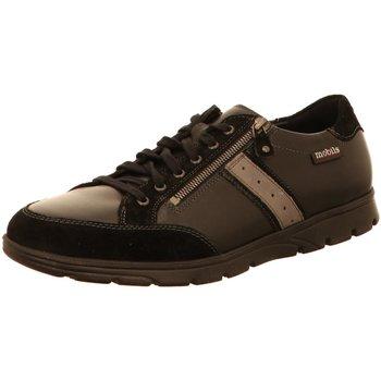Schuhe Herren Sneaker Low Mephisto Schnuerschuhe KristofBlack schwarz
