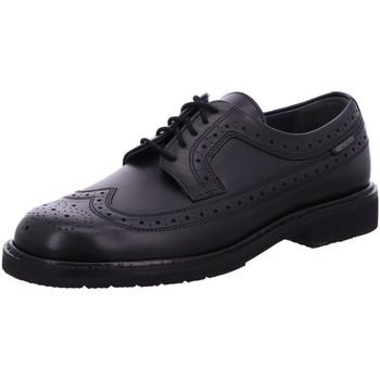 Schuhe Herren Derby-Schuhe Mephisto Business Matthew schw 9000 schwarz