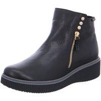 Schuhe Damen Low Boots Mephisto Stiefeletten Ewa 7800 schwarz
