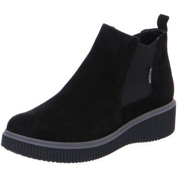 Schuhe Damen Low Boots Mephisto Stiefeletten Emie 12200 schwarz