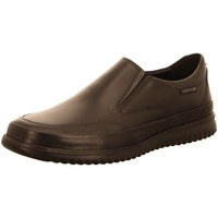 Schuhe Herren Slipper Mephisto Slipper Twain 6100 schwarz