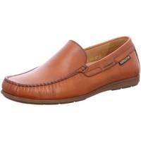 Schuhe Herren Slipper Mephisto Slipper Algoras 614-P5130207 braun