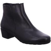 Schuhe Damen Low Boots Mephisto Stiefeletten Ilsa 7800/22500 schwarz