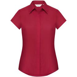 Kleidung Damen Hemden Russell 925F Rot