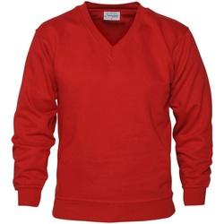Kleidung Herren Sweatshirts Absolute Apparel  Rot