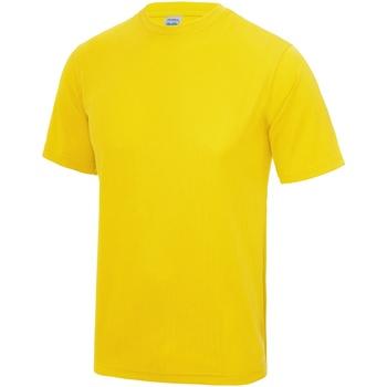 Kleidung Herren T-Shirts Awdis JC001 Sonnengelb