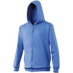 Kleidung Kinder Sweatshirts Awdis JH50J Königsblau