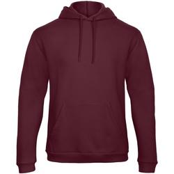Kleidung Sweatshirts B And C ID. 203 Burgunder