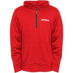 Kleidung Herren Sweatshirts Caterpillar  Rot