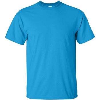 Kleidung Herren T-Shirts Gildan Ultra Saphir