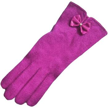 Accessoires Damen Handschuhe Eastern Counties Leather Geri Fuchsia