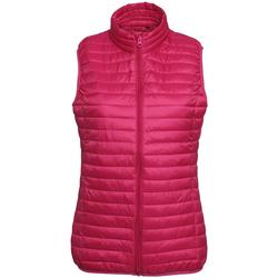 Kleidung Damen Daunenjacken 2786 TS19F Dunkles Pink