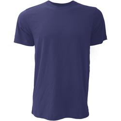 Kleidung Herren T-Shirts Bella + Canvas CA3001 Marineblau