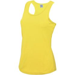 Kleidung Damen Tops Awdis JC015 Sonnengelb