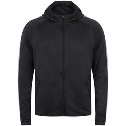 Kleidung Herren Sweatshirts Tombo Teamsport TL550 Schwarz