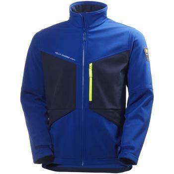 Kleidung Herren Jacken Helly Hansen 74051 Blau/Nachtblau