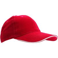 Accessoires Schirmmütze Sols Buffalo Rot/Weiß