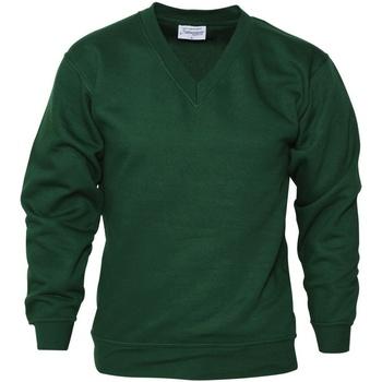 Kleidung Herren Sweatshirts Absolute Apparel  Flaschengrün