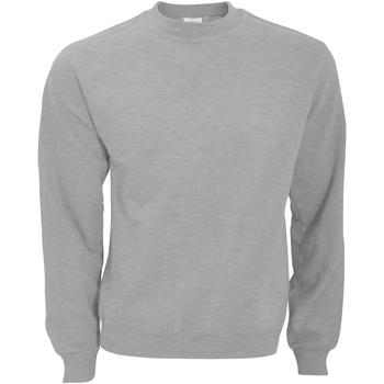 Kleidung Herren Sweatshirts B And C WUI20 Grau meliert
