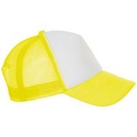 Accessoires Schirmmütze Sols Bubble Weiß/Neon Gelb