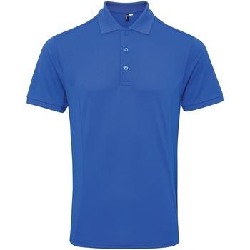 Kleidung Herren Polohemden Premier PR630 Königsblau