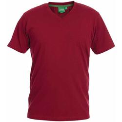 Kleidung Herren T-Shirts Duke Signature-2 Rot