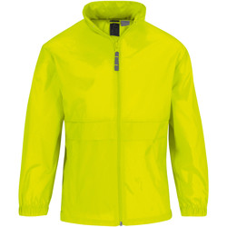Kleidung Kinder Jacken B And C Sirocco Ultragelb